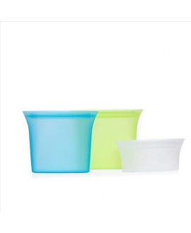 Silicone Resealable Bags