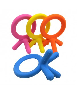Silicone Teether Toys