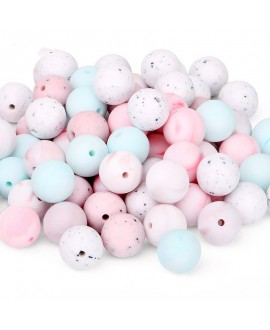 Bpa Free Silicone Beads