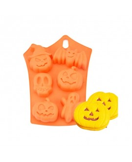 Halloween Pumpkin Popsicle...