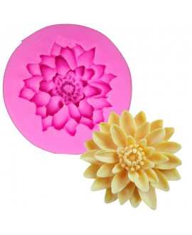 Silicone Cake Moulds Flowers