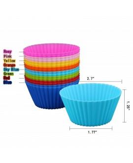 Non-Stick Cupcake Silicone...