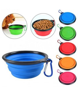 Silicone Pet Bowls