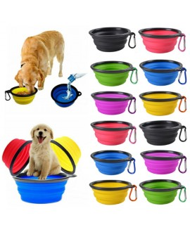 Collapsible Dog Bowl Silicone