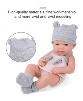 Silicone Newborn Baby Dolls