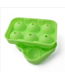 Silicone Ice Ball Molds
