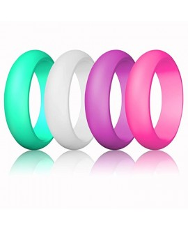 Silicone Rings Womens