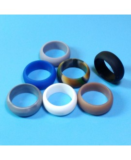 Men's Silicone Wedding Ring