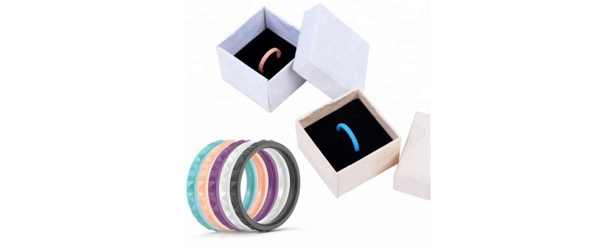 Custom Your Own best silicone wedding ring From China Manufacturer