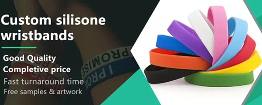 Custom Your Own silicone wristbands From China Manufacturer